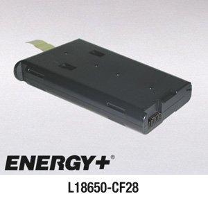 FedCo Batteries Compatible with ENERGY L18650-CF28 Replacement Battery Pack For Panasonic ToughBook