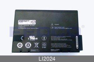 FedCo Batteries Compatible with ENERGY LI2024 Replacement Battery Pack For NL2024 RRC2024