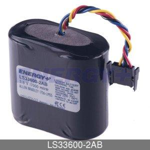 FedCo Batteries Compatible with ENERGY LS33600-2AB Replacement Battery For Allen Bradley 1756-BATA