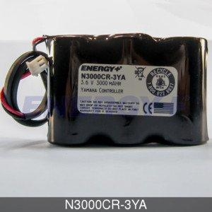 FedCo Batteries Compatible with ENERGY N3000CR-3YA Replacement Battery For Yamaha
