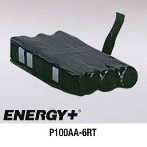 FedCo Batteries Compatible with ENERGY P100AA-6RT Replacement Battery for Intermec Norand RT1700 RT1710