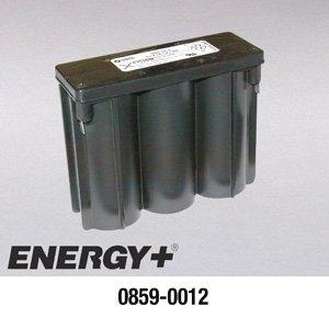 FedCo Batteries Compatible with EnerSys 0859-0012 MonoBloc For High Reliability Applications