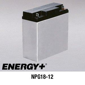 FedCo Batteries Compatible with EnerSys NPG18-12 18000mAh Sealed Lead Acid Battery For Standby And Main Power Applications