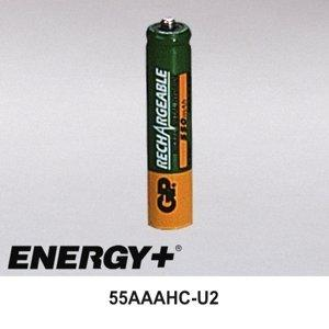 FedCo Batteries Compatible with Intec 55AAAHC-U2 AAA Nickel Metal Hydride Battery For Consumer & Industrial Applications