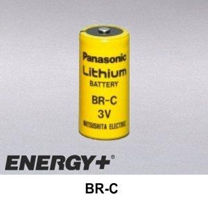 FedCo Batteries Compatible with Panasonic BR-C 3.0V 5000mAh C Size Lithium Cell For Industrial Applications