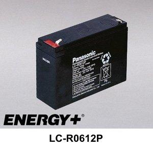 FedCo Batteries Compatible with Panasonic LC-R0612P 12000mAh Sealed Lead Acid Battery For Standby And Main Power Applications