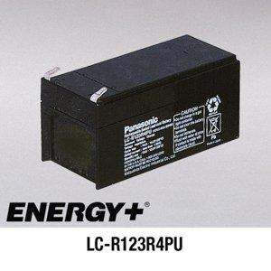 FedCo Batteries Compatible with Panasonic LC-R123R4PU 3400mAh Sealed Lead Acid Battery For Standby And Main Power Applications