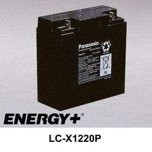 FedCo Batteries Compatible with Panasonic LC-X1220P 20000mAh Sealed Lead Acid Battery For Standby And Main Power Applications