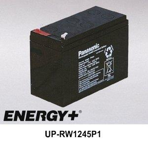 FedCo Batteries Compatible with Panasonic UP-RW1245P1 9000mAh Sealed Lead Acid Battery For Standby And Main Power Applications