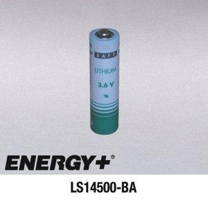 FedCo Batteries Compatible with Saft LS14500-BA AA Size Lithium Cell For Consumer & Industrial Applications