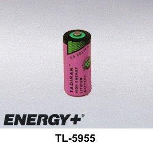 FedCo Batteries Compatible with Tadiran TL-5955 2-3AA Lithium Battery