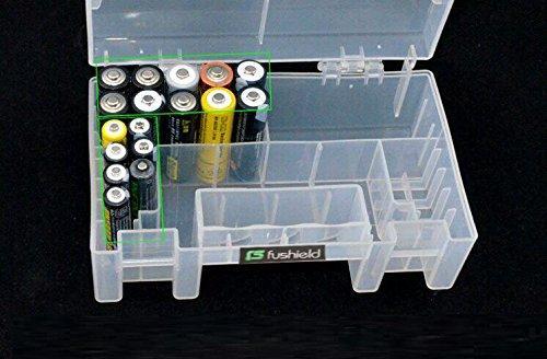 Brilite Battery Storage Case/Organizer/Holder