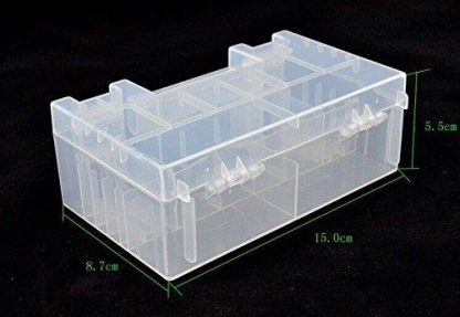 Brilite Battery Storage Case/Organizer/Holder