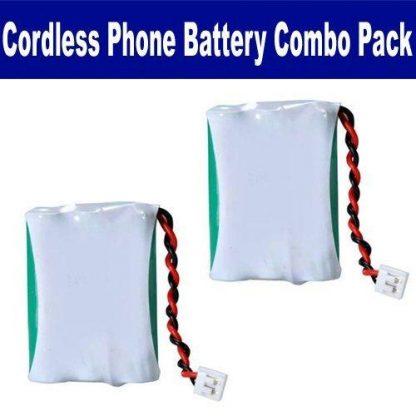 GE 5-2721 Cordless Phone Combo-Pack includes: 2 x BATT-27910 Batteries