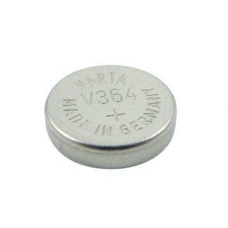 BRILITE Coin Cell Battery Replaces OEM Bulova 621 Panasonic SR621SW