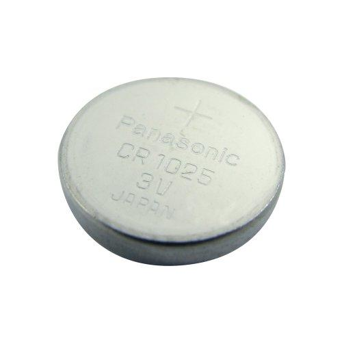 BRILITE Coin Cell Battery Replaces OEM Panasonic BR1025 CR1025 Sanyo CR1025 Sony CR1025 Toshiba CR1025