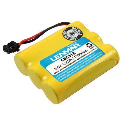 Replacement Battery for Panasonic KX-TC Uniden CXAI5198 DXAI5188