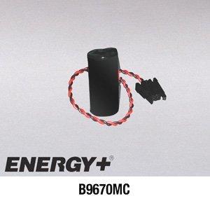 MITSUBISHI MR-J2 Servo Replacement Battery by Fedco B9670MC