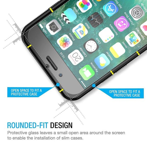 Maxboost-Tempered-Glass-Screen-Protector-for-iPhone-7-6-6s-02mm-Screen-Protection-Case-Fit-99-Touch-Accurate-B01JQR4UBW-3