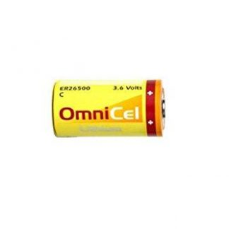 Omnicel 3.6 Volt C 8500 mAh (LS26500 and ER26500) Primary Lithium Battery