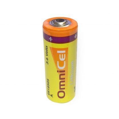 Omnicel ER18505 3.6V 3.8Ah Size A Lithium Button Top Battery