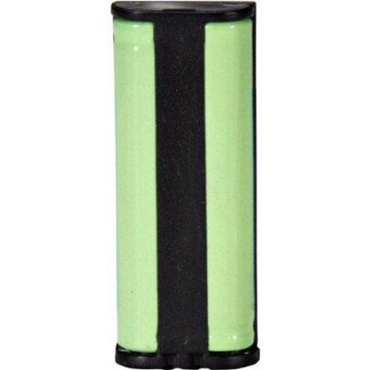 Panasonic KX-TGA570S Cordless Phone Battery Ni-MH, 2.4 Volt, 850 mAh - Ultra Hi-Capacity - Replacement for Panasonic HHR-P105, Gigarange Series Rechargeable Battery