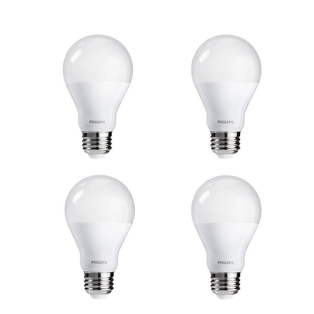 Philips 100 Watt Equivalent A19 LED Light Bulb