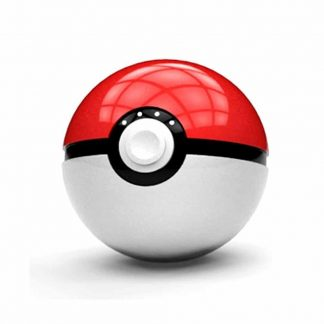 Power Bank 12000mAh Pokeball Battery Portable Fast Charger Any phone with LED Light
