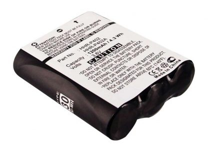 Radio Shack 23-965 Cordless Phone Battery Replacement For 3 AA - Panasonic P-P511, HHR-P402A, N4HKGMA0001, Type 24 Battery