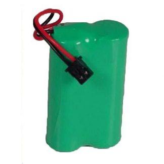 Radio Shack 43-259 Cordless Phone Battery Ni-MH, 2.4 Volt, 1500 mAh - Ultra Hi-Capacity - Replacement for PANASONIC HHR-P506 Rechargeable Battery