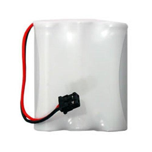 Radio Shack 43-3701 Cordless Phone Battery Ni-CD, 3.6 Volt, 600 mAh - Ultra Hi-Capacity - Replacement for Panasonic P-P507, TYPE 18 Rechargeable Battery