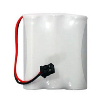 Radio Shack 43-3827 Cordless Phone Battery Ni-CD, 3.6 Volt, 600 mAh - Ultra Hi-Capacity - Replacement for Panasonic P-P507, TYPE 18 Rechargeable Battery