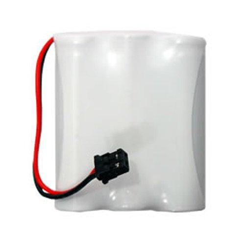 Radio Shack 43-3850 Cordless Phone Battery Ni-CD, 3.6 Volt, 600 mAh - Ultra Hi-Capacity - Replacement for Panasonic P-P507, TYPE 18 Rechargeable Battery