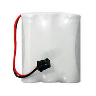 Radio Shack TAD-1017 Cordless Phone Battery Ni-CD, 3.6 Volt, 600 mAh - Ultra Hi-Capacity - Replacement for Panasonic P-P507, TYPE 18 Rechargeable Battery