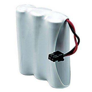 Radio Shack TAD-1017 Cordless Phone Battery Ni-CD 3AA w/Mitsumi, 3.6 Volt, 800 mAh - Ultra Hi-Capacity - Replacement for GE TL-96560, Cobra, Panasonic HHR-P505, P-P501, Sharp, Sony, Uniden BT-905 Rechargeable Battery