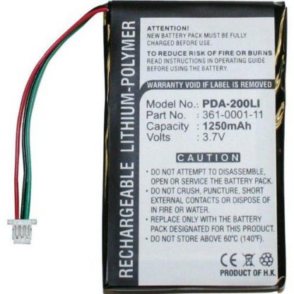 Replacement GPS Battery Replacement 361-0001-11 Battery