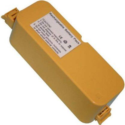 Replacement battery for iRobot Roomba 400, 405, 410, 415 and 418
