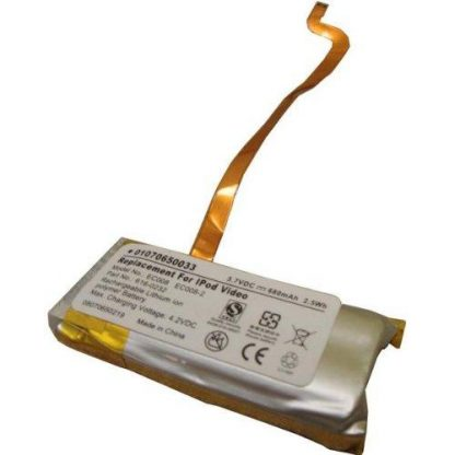 Replacement iPod Battery Replacement 616-0232 Battery