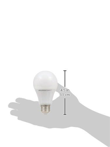 SYLVANIA SMART+ On/Off/Dim LED Light Bulb, 60W Equivalent A19, 10 Year, Works with Amazon Alexa, SmartThings and Wink, 74283 (Formerly LIGHTIFY)