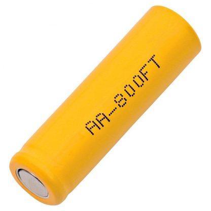 Single Cells AA-800FT Nickel Cadmium (NICD) 1.2V Battery