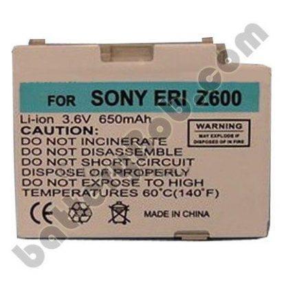 Sony Ericsson S700 Replacement Battery PDA-98LI