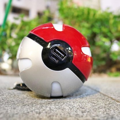 Pokemon Elf Ball 10000mAh Portable Charger (Pokeball Battery Power Bank) Fast Charging