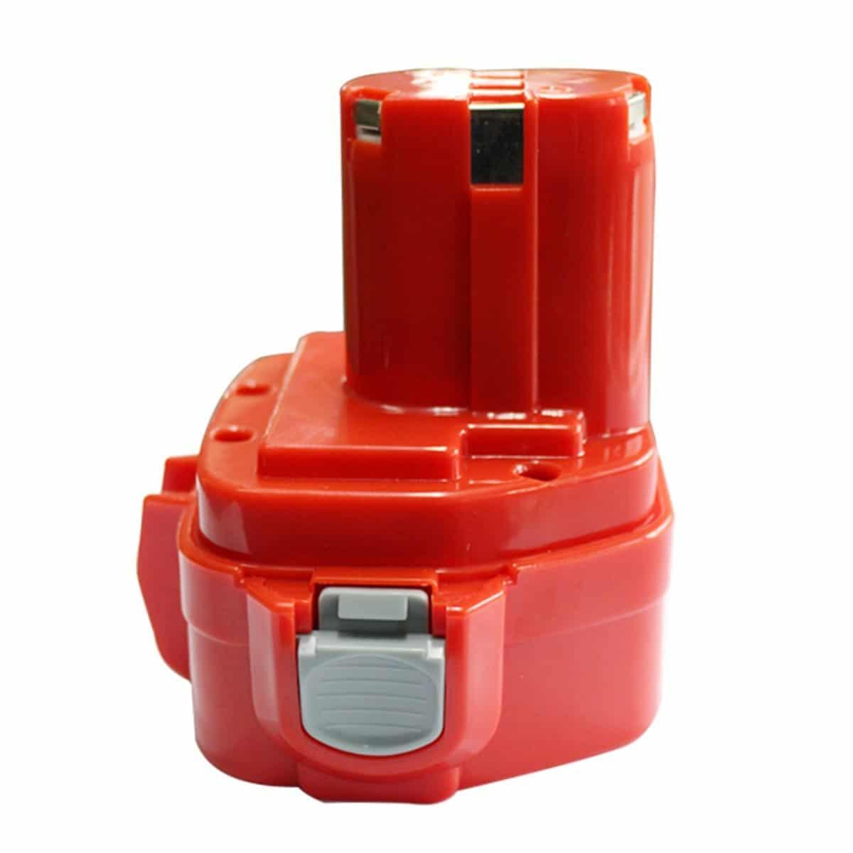 Brilite 12V Replacement Rechargable Battery 2.0Ah NI-Cd For Makita Cordless Tools 1200 1220 1201 PA12 1222 1233S 1233SA
