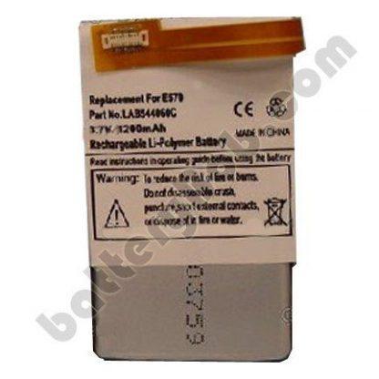 Toshiba LAB544060C Replacement Battery PDA-60LI