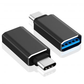 USB C Adapter, Brilite Hi-speed USB-C to USB-A 3.0 Adapter for USB Type-C Devices MacBook Pro, ChromeBook Pixel, Nexus 5X, Nexus 6P, Nokia N1 Tablet