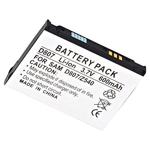 Ultralast CEL-T809 Cell Phone Lithium, Lithium Ion (ICR/CGR/LIR) V: 3.7 Battery