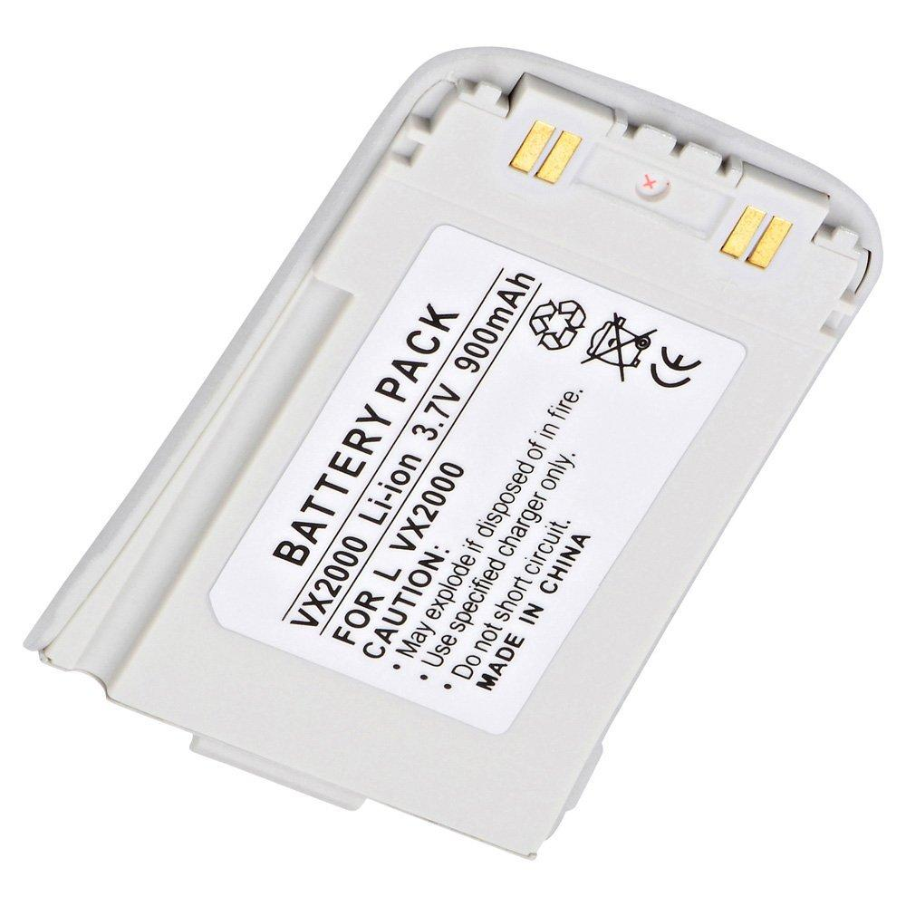 Ultralast CEL-VX2000 Cell Phone Lithium, Lithium Ion (ICR/CGR/LIR) V: 3.7 Battery