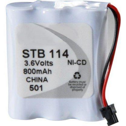 Ultralast UL-114 Cordless Phone Battery for Cobra, Panasonic, Sharp, Sony and Uniden