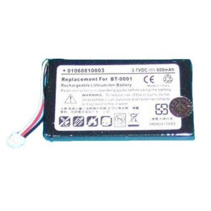 Uniden DMX776 Cordless Phone Battery Li-Ion, 3.7 Volt, 600 mAh - Ultra Hi-Capacity - Replacement for UNIDEN BT-0001 Rechargeable Battery