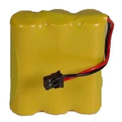 Uniden EXI8560 Cordless Phone Battery Ni-CD, 3.6 Volt, 1000 mAh - Ultra Hi-Capacity - Replacement for Panasonic HHR-P506, HHR-P505 Rechargeable Battery
